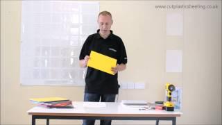 What is Foamex PVC Foam Board?