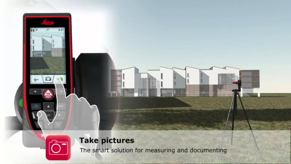 Leica disto d touch u measuring and documenting youtube