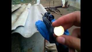 Rifle De Aire Comprimido Tiro De Presicion.3gp