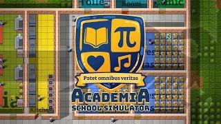 ACADEMIA SCHOOL SIMULATOR Prison Architect for Education - Academia School Simulator Let's Play