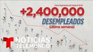 Las Noticias de la mañana, viernes 22 de mayo de 2020   Noticias Telemundo