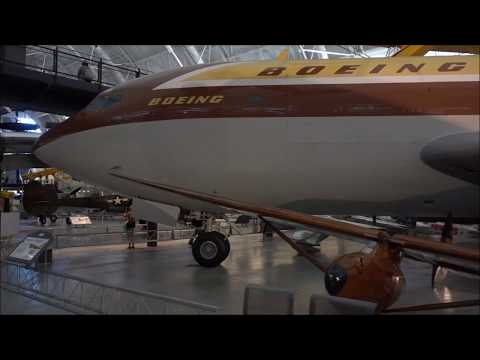 Boeing 307 & 707,  Steven F. Udvar-Hazy Center, United States.