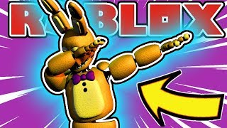 How To Get Spring Bonnie Badge in Roblox Five Nights At Freddy's 2