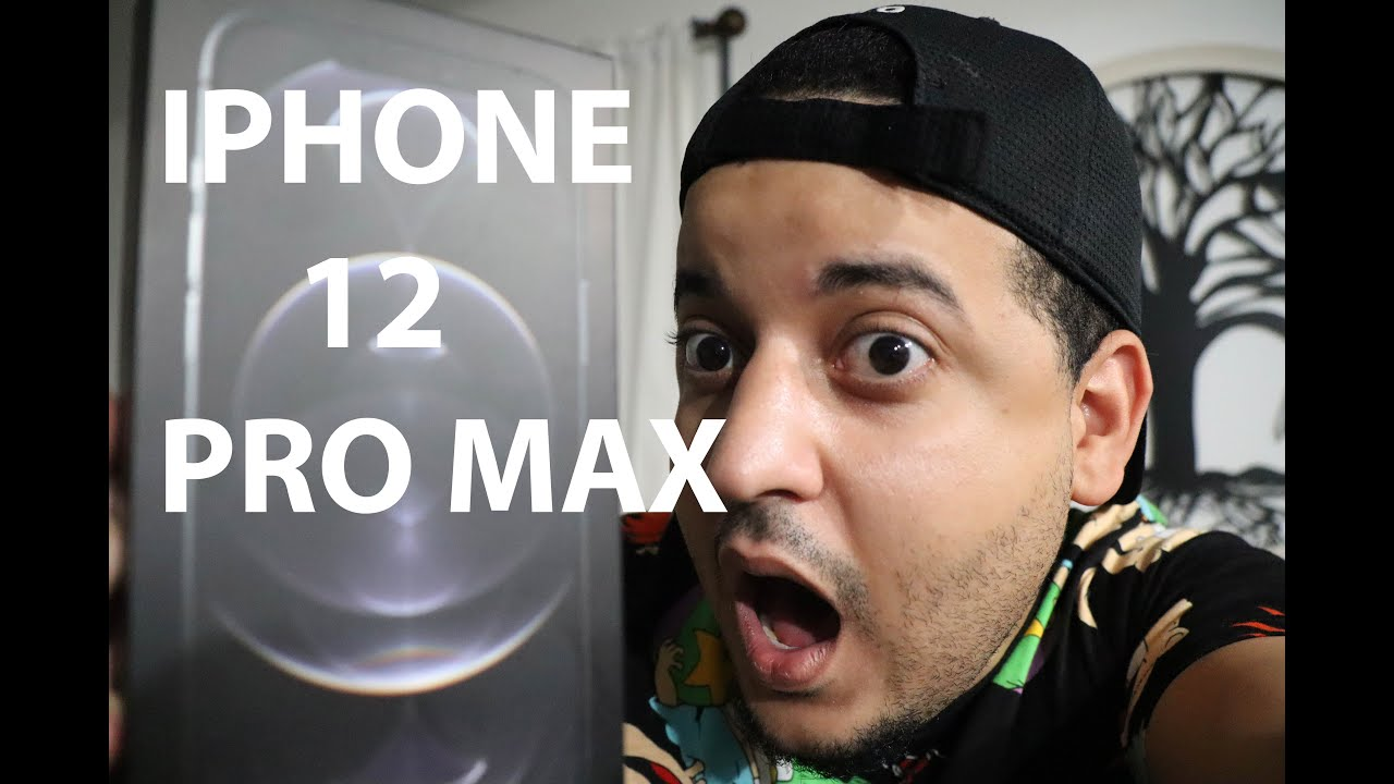 Iphone 12 Pro Max | Unboxing| NO SIRVE LA CAMARA? 📸 | Duo Parrandero