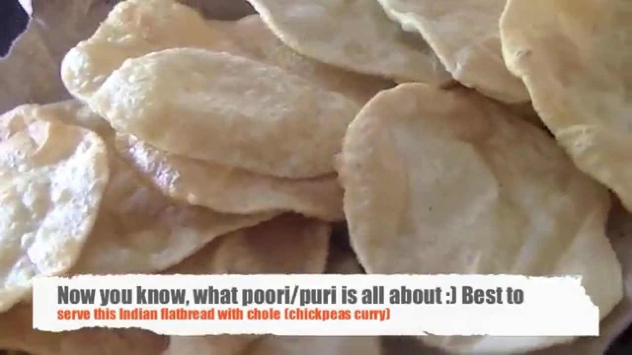 how to prepare kurma for puri