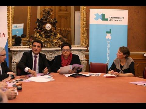 La coopération entre Pôle emploi & le Département des Landes porte ses fruits