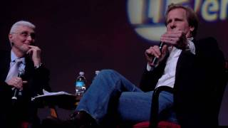 Jeff Daniels talks about being in God of Carnage on Broadway