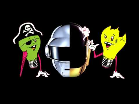 Daft Punk V Queens Of The Stone Age - Something About Us/Make It Wit Chu [HIGH QUALITY]