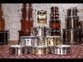 Yamaha Recording Custom Snare Drums - Drummer's Review
