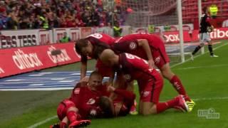 Eliteserien: Brann - Sandefjord Fotball 5-0