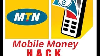 MTN Mobile Money HACK watch now!!!