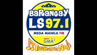"""Barangay LS 97.1 Tugstugan na! Theme Song (2014) """"Isang Bansa! Isang Barangay"""""""
