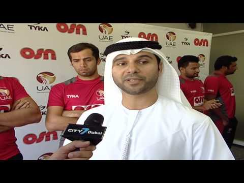 Interview - UAE Cricket Board Central Contracts