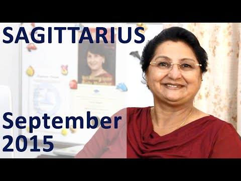 Sagittarius Horoscope Sep 2015: Barriers To Success Being Brought Down