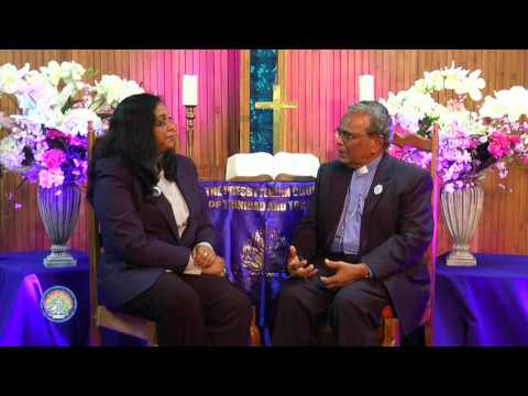 Moments of Inspiration Ep.34 - Rev. Brenda Bullock & Rev. Winston Gopaul (2017-01-09)