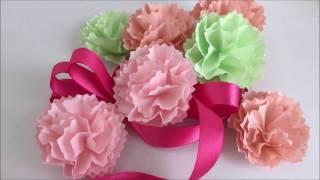 15×15㎝の折り紙1枚で1個出来ます。作り方は簡単なのに、とてもきれい。...