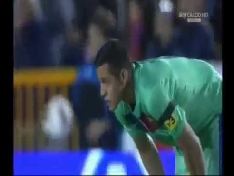 Levante - Barcellona, Minuto di silenzio per PIERMARIO MOROSINI