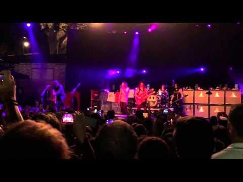 Slash Anastasia Nice 5 juillet 2015