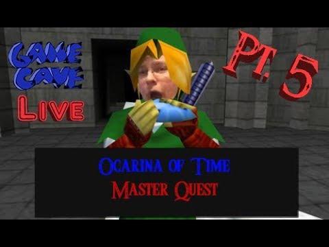 Zelda Ocarina of Time (Master Quest) - Game Cave Live
