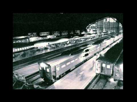 Reading Terminal Train Station Photography Circa 1984