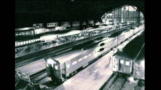 Reading Terminal Train Station Photography Circa 1984