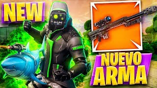 FORTNITE: Battle Royale's NEW WEAPON ET LEGENDARY SKINS