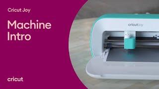 Cricut Joy™ - Machine Introduction