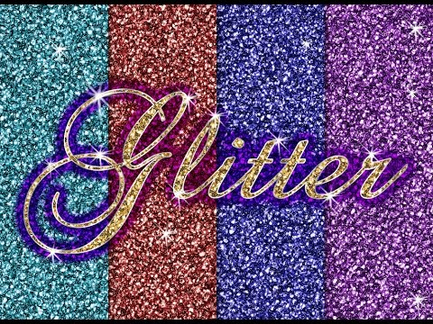 6f3a8cc27ab98 Easy Glitter in Photoshop for Backgrounds, Patterns & Text Effects