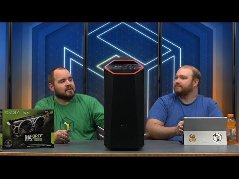 CoolerMaster Master Maker 5t Build -  i7-7700K / GTX 1080 Ti (Livestream Archive)