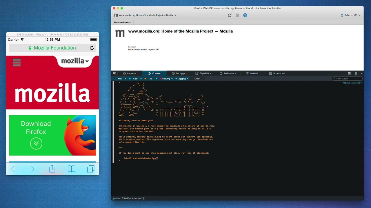 Mozilla launches Firefox Developer Edition with built-in tools for