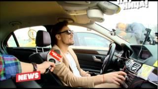 Звезды-таксисты. Репортаж Паши Мавриди. Пятница NEWS