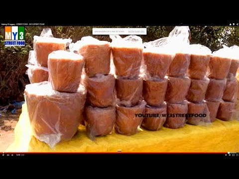 Making Of Jaggery - STREET FOOD - MY3 STREET FOOD