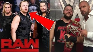 WWE BREAKING NEWS: THE SHIELD RETURNING!?! AND TRIPLE H