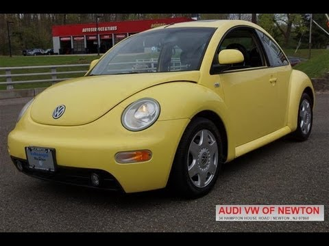 2000 Volkswagen Beetle Turbo