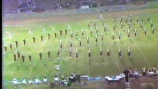 Arcadia H.S. Marching Band @ 1987 Azusa Field Tournament Pt 2