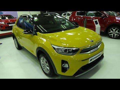 2018 KIA Stonic 1.4 D-CVVT 100 - Exterior and Interior - Auto Salon Bratislava 2018