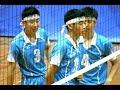春高バレー【清風高校 vs 近大附属】大阪予選・準決勝 High School Boys Volleyball …