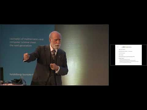 5th HLF – Lecture: Vinton Gray Cerf