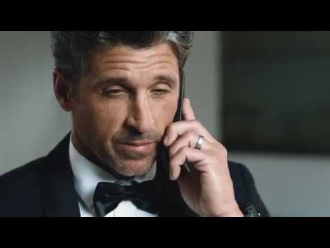 Patrick Dempsey's special entrance to the Leipzig Opera Ball.