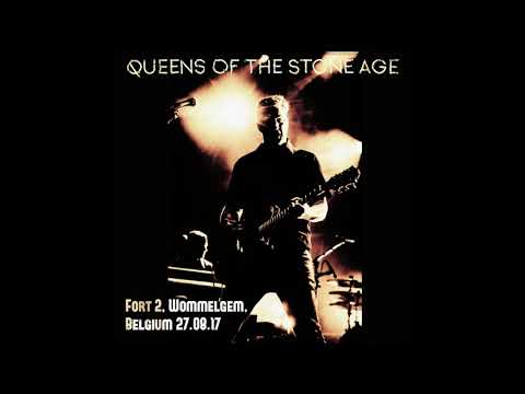 QotSA - Live at Studio Brussel 2017 (Audio)