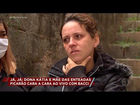 Após A Prisão De Padrasto Abusador, Kátia Reencontra A Mãe Das Crianças