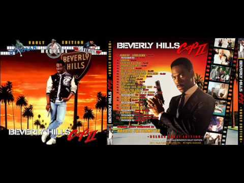 Beverly Hills Cop II Soundtrack - Harold Faltermeyer - Vault Edition