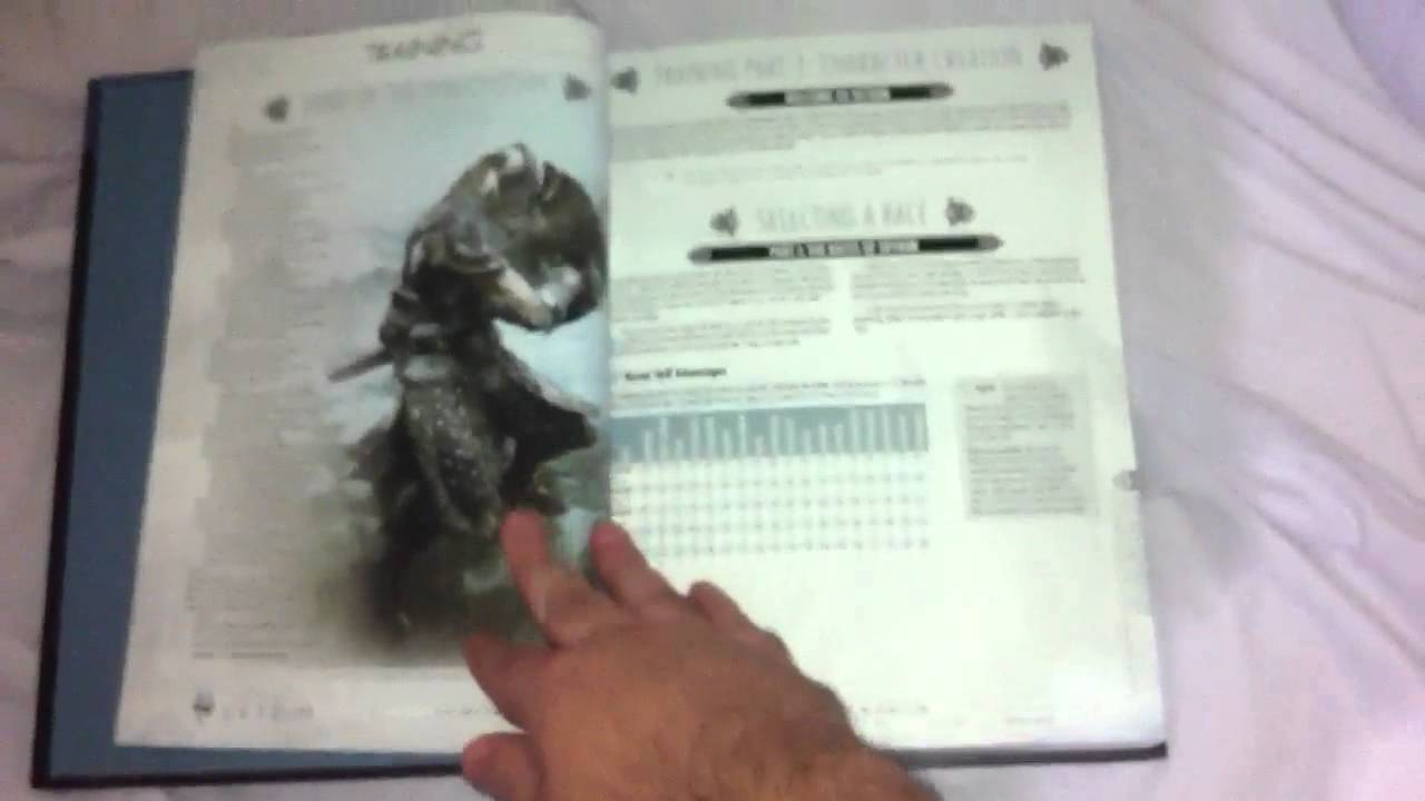 skyrim collector s edition official strategy guide youtube rh youtube com prima guide skyrim extended pdf skyrim prima guide pdf download