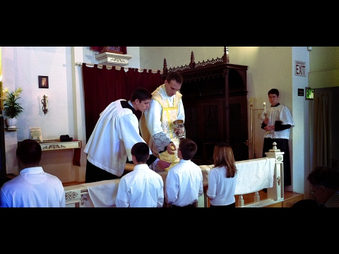 "Fr. Sretenovic ""Getting Out of the Novus Ordo"""