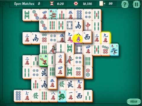 Mahjong 3D Cube - Маджонг Пасьянс 3D Куб (Gameplay Trailer)