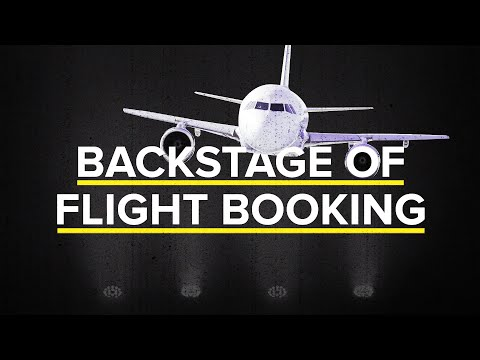 Flight Booking Algorithm: Steps And Key Systems