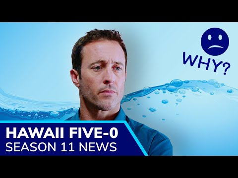 HAWAII FIVE-0 Season 11 Canceled By CBS. 😭 What's Next For Scott Caan And Alex O'Loughlin?