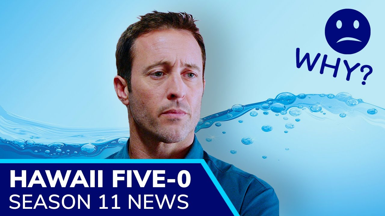 Hawaii Five  Canceled By Cbs  F0 9f 98 Ad Whats Next For Scott