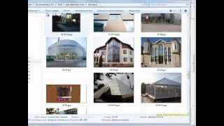 ArchiCAD Используем инструмент Навесная Стена Проектируем окна