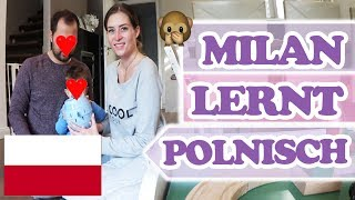 FMA MILAN LERNT POLNISCH Kochen Putzen Alltags Familien Vlog SaskiasBeautyBlog